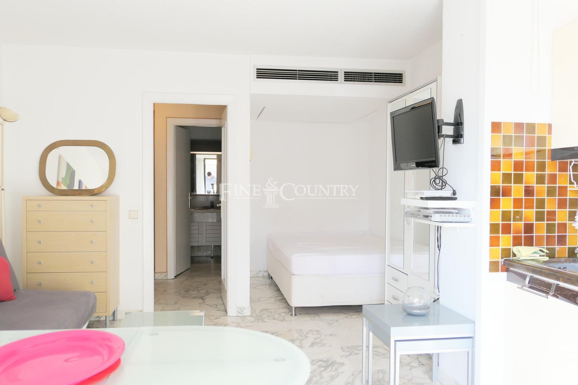 Vente studio proche de la Croisette Cannes