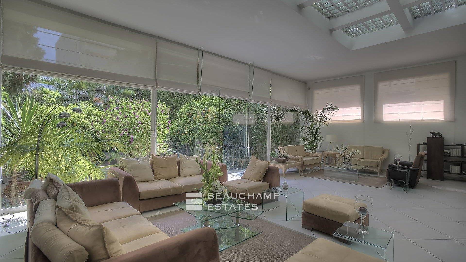 Superbe Villa 4 Chambres à Cannes Centre avec studio indépendant