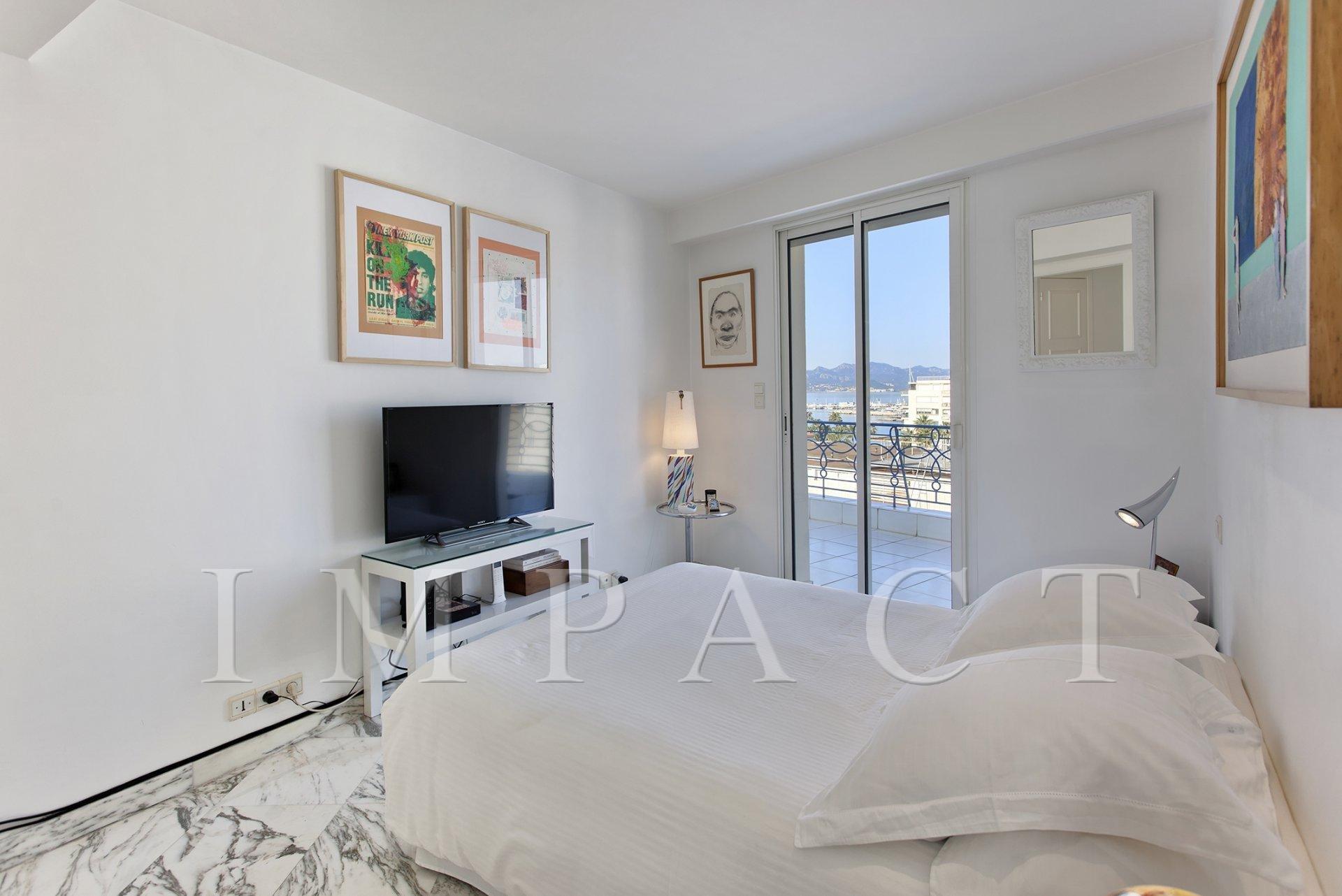 Location saisonnière -  Bel appartement à louer, centre de Cannes