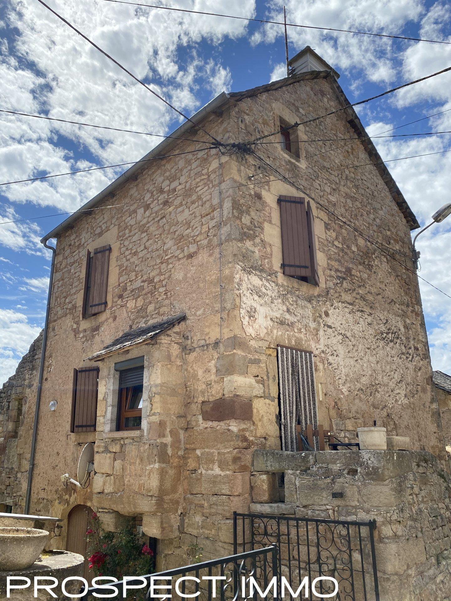 Sale Village house - Bertholène