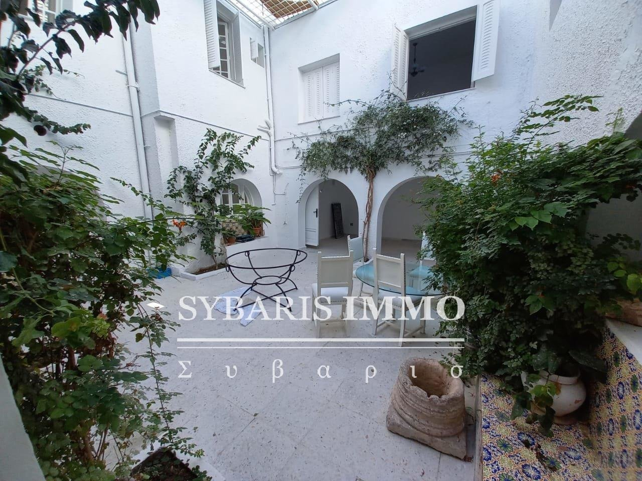 LOCATION MAISON TYPIQUE SIDI BOU SAID - Tunisie