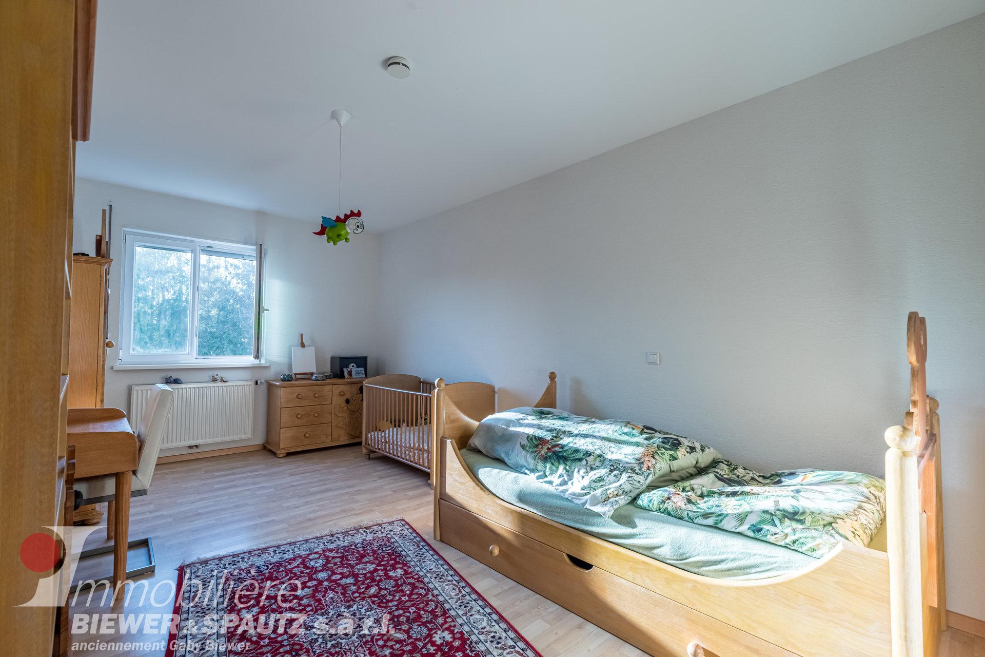 UNTER VORVERKAUFSVERTRAG- Triplex-Wohnung mit 4 Schlafzimmern in Berbourg