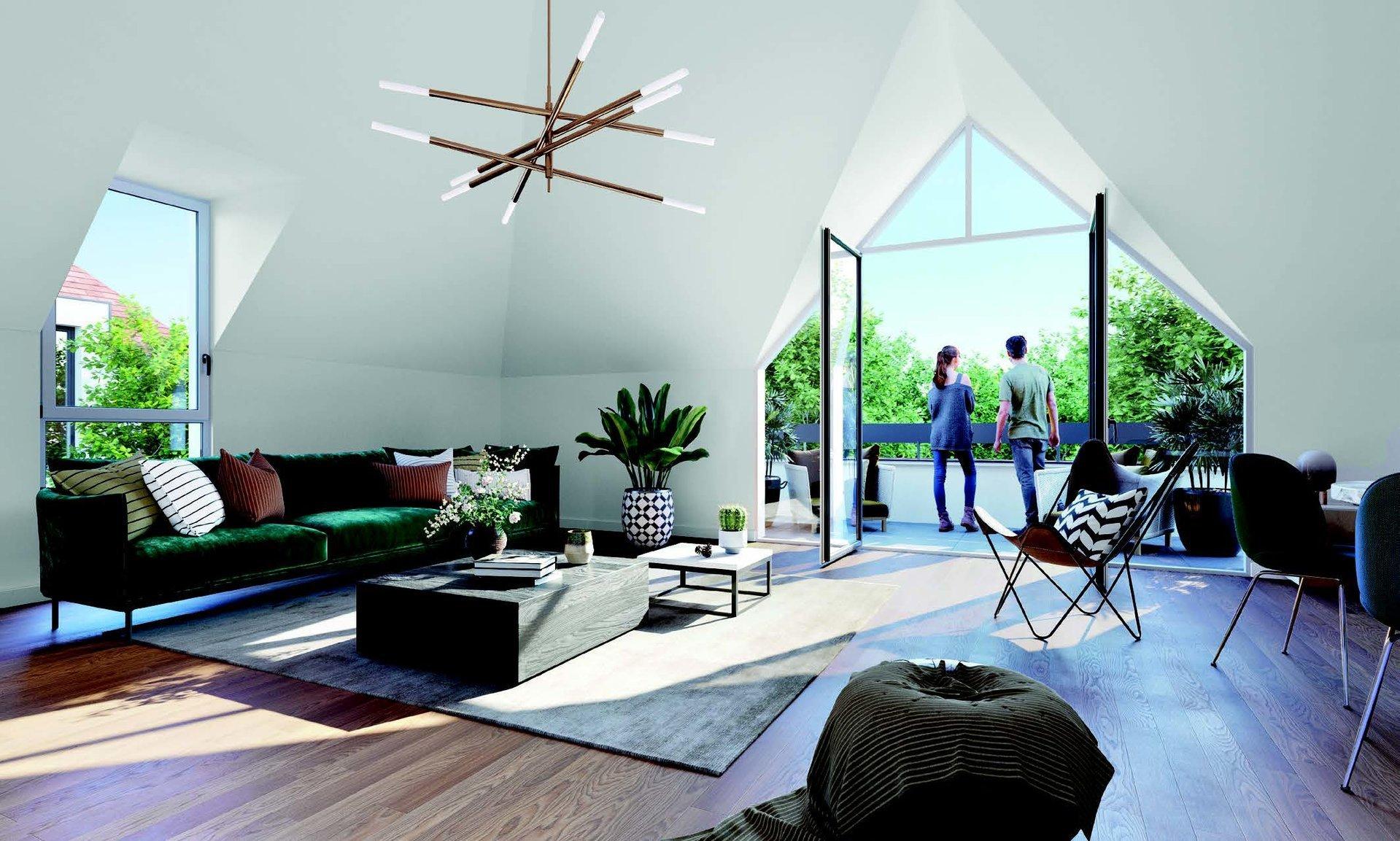 Sale Duplex - Noisy-le-Roi