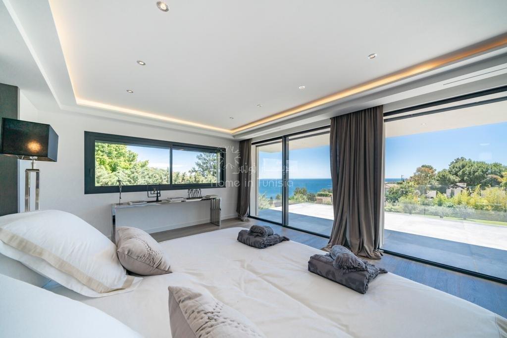 Vente Villa - Gammarth - Tunisie