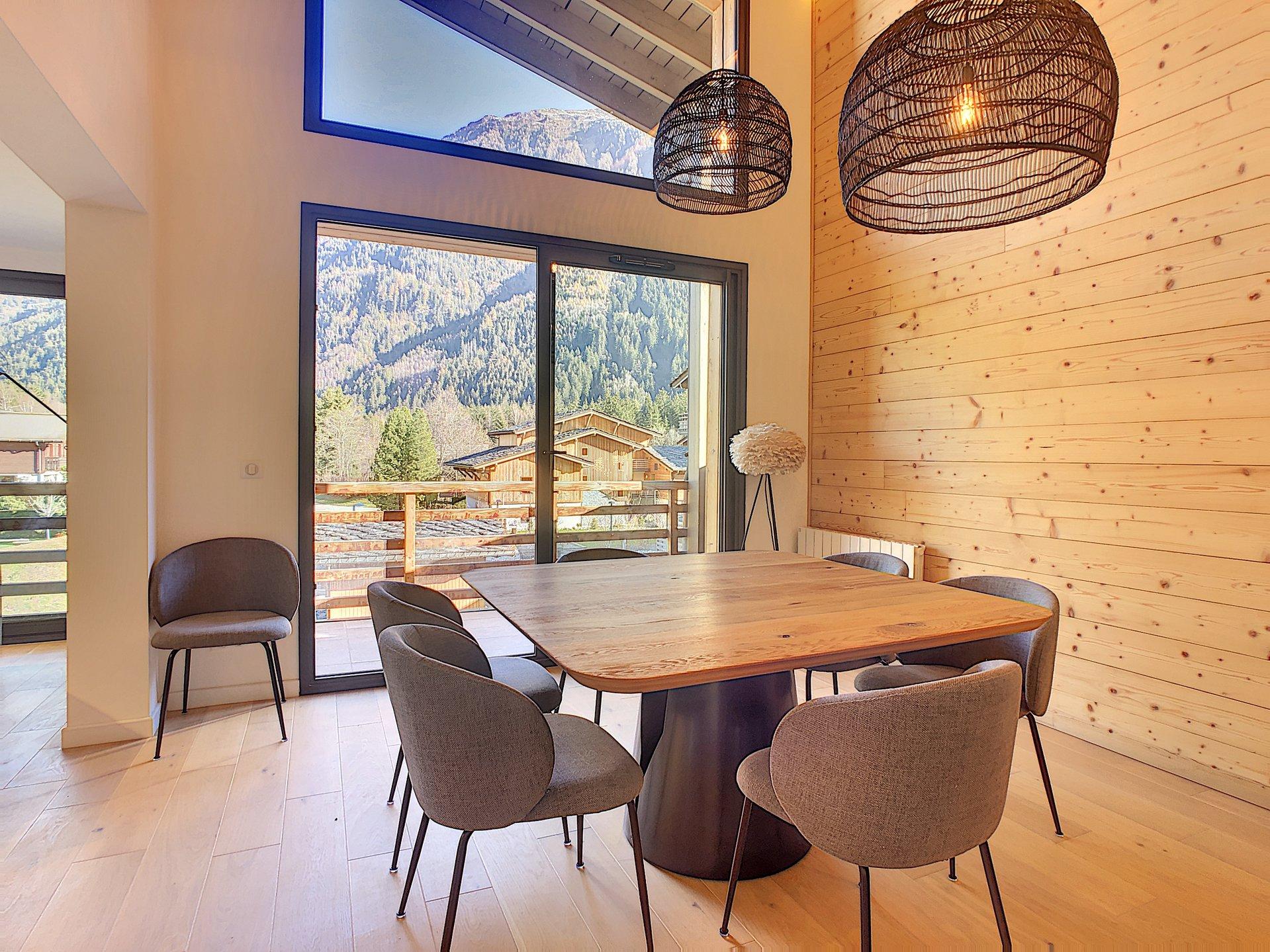 Appartement 3/4 chambres, Chamonix Mont-Blanc