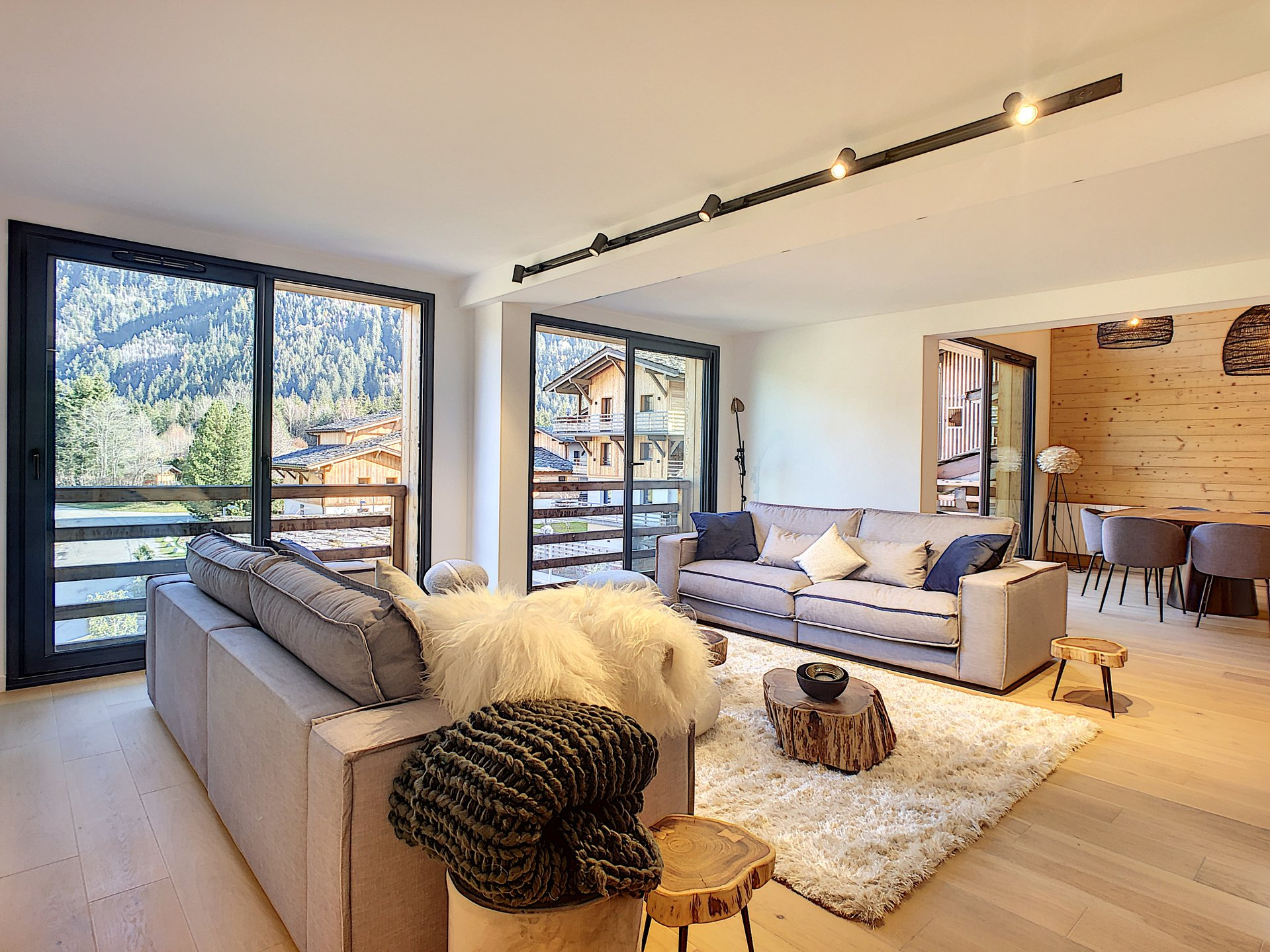 3/4 bedroom apartment, Chamonix Mont-Blanc