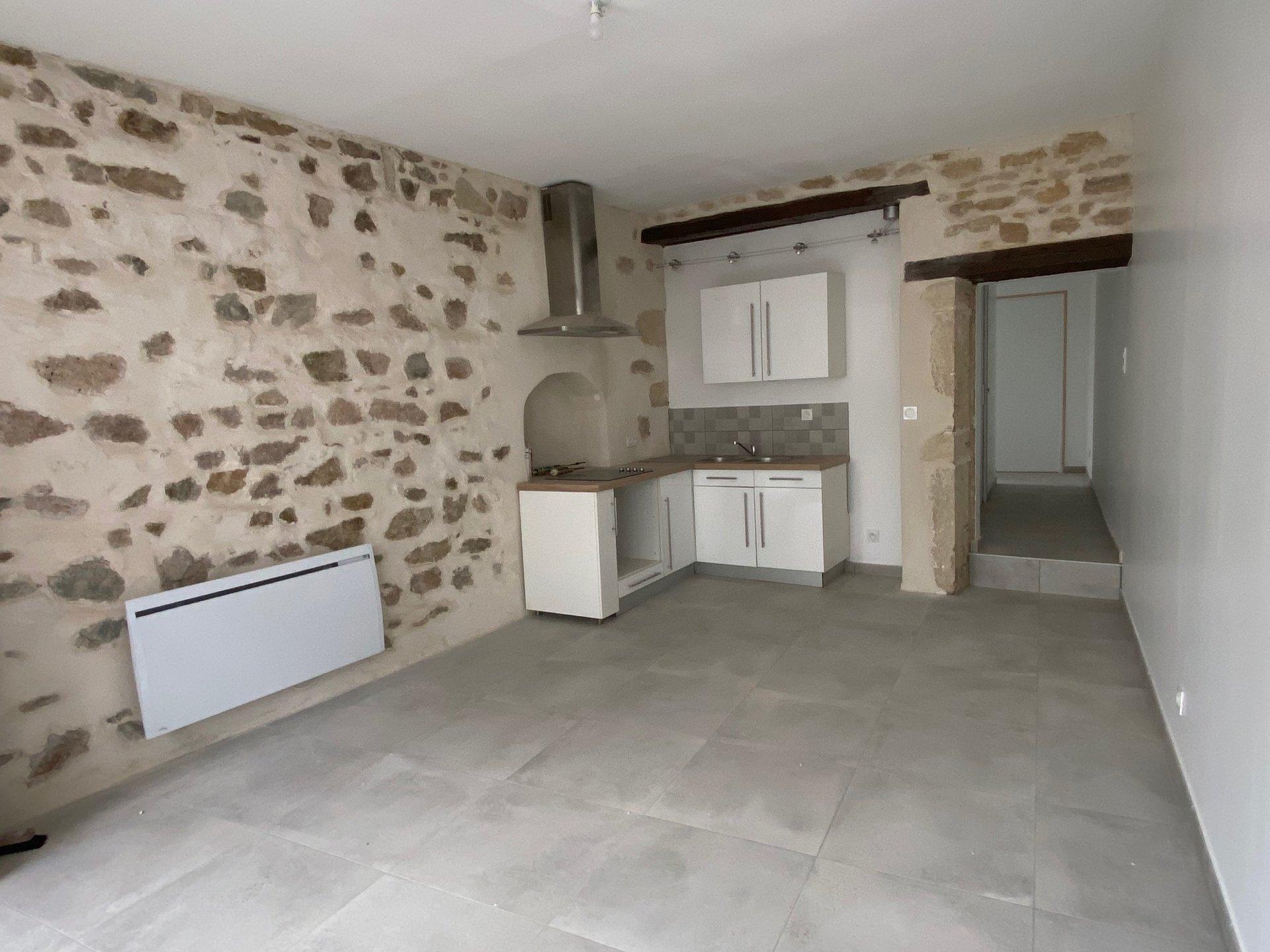 Vermietung Wohnung - La Clayette