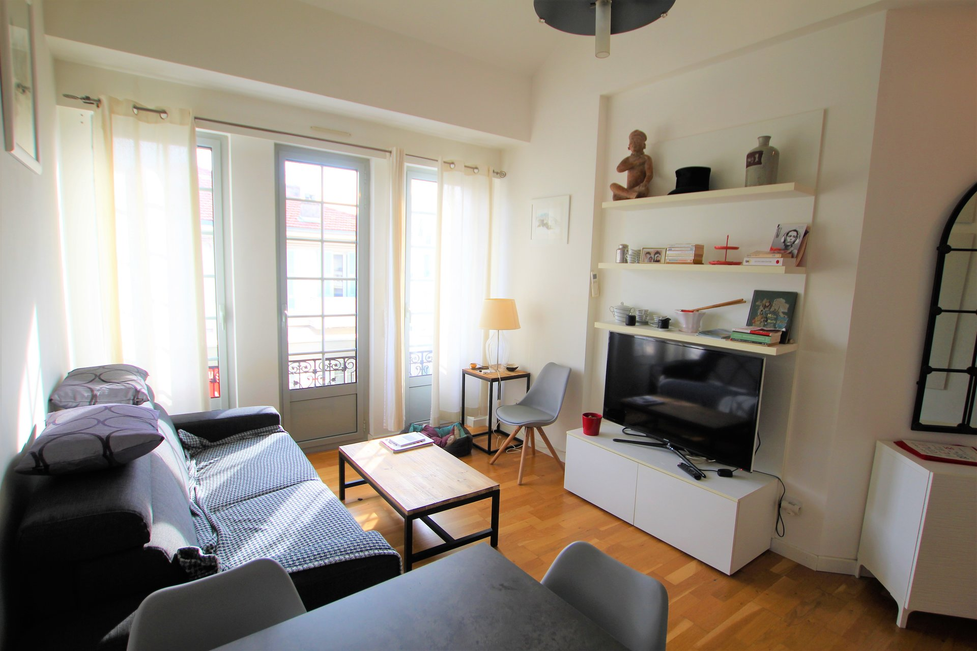 Rental Apartment - Nice Carabacel