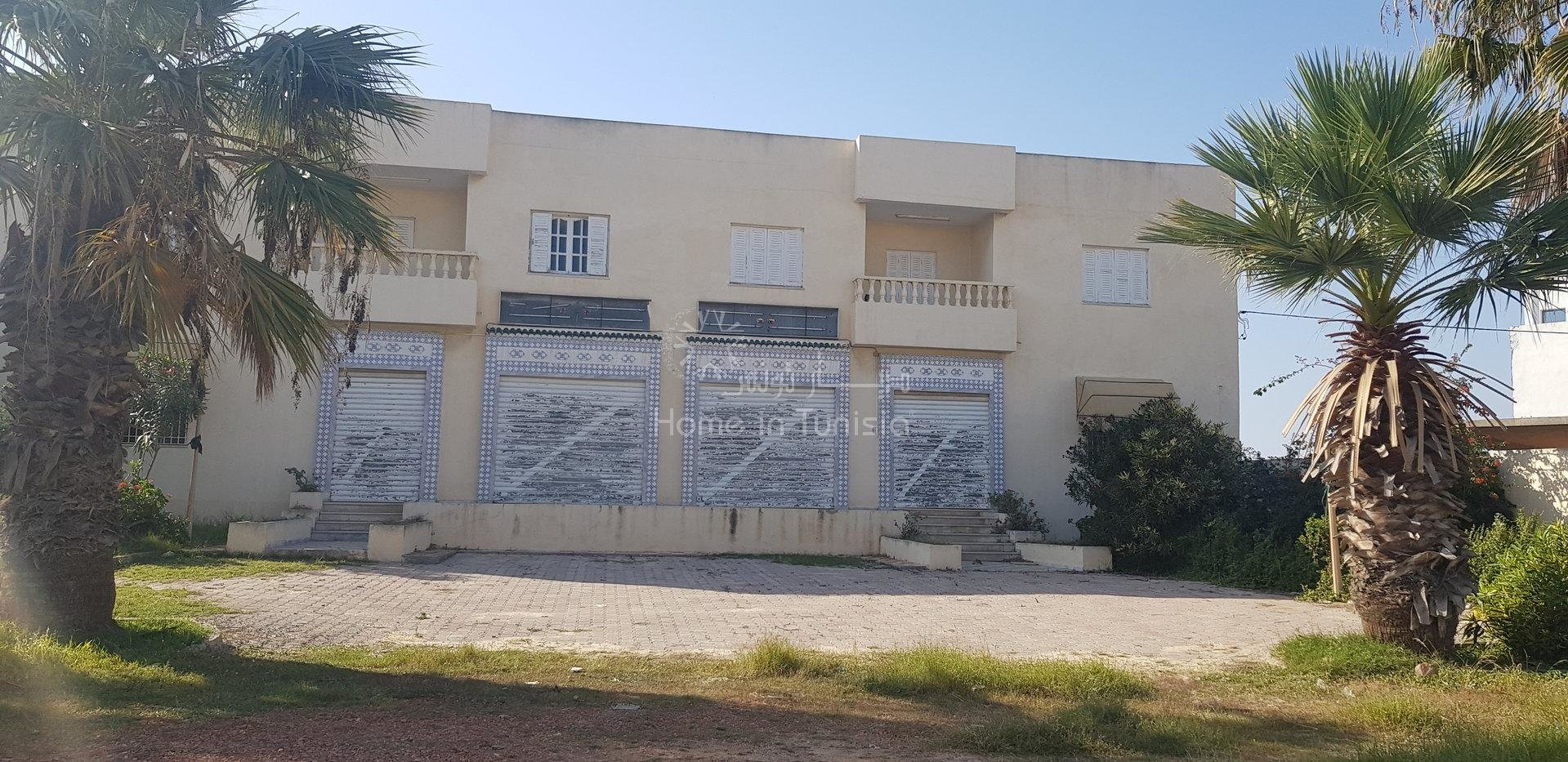 Local commerciale et industriel a louer a Sousse