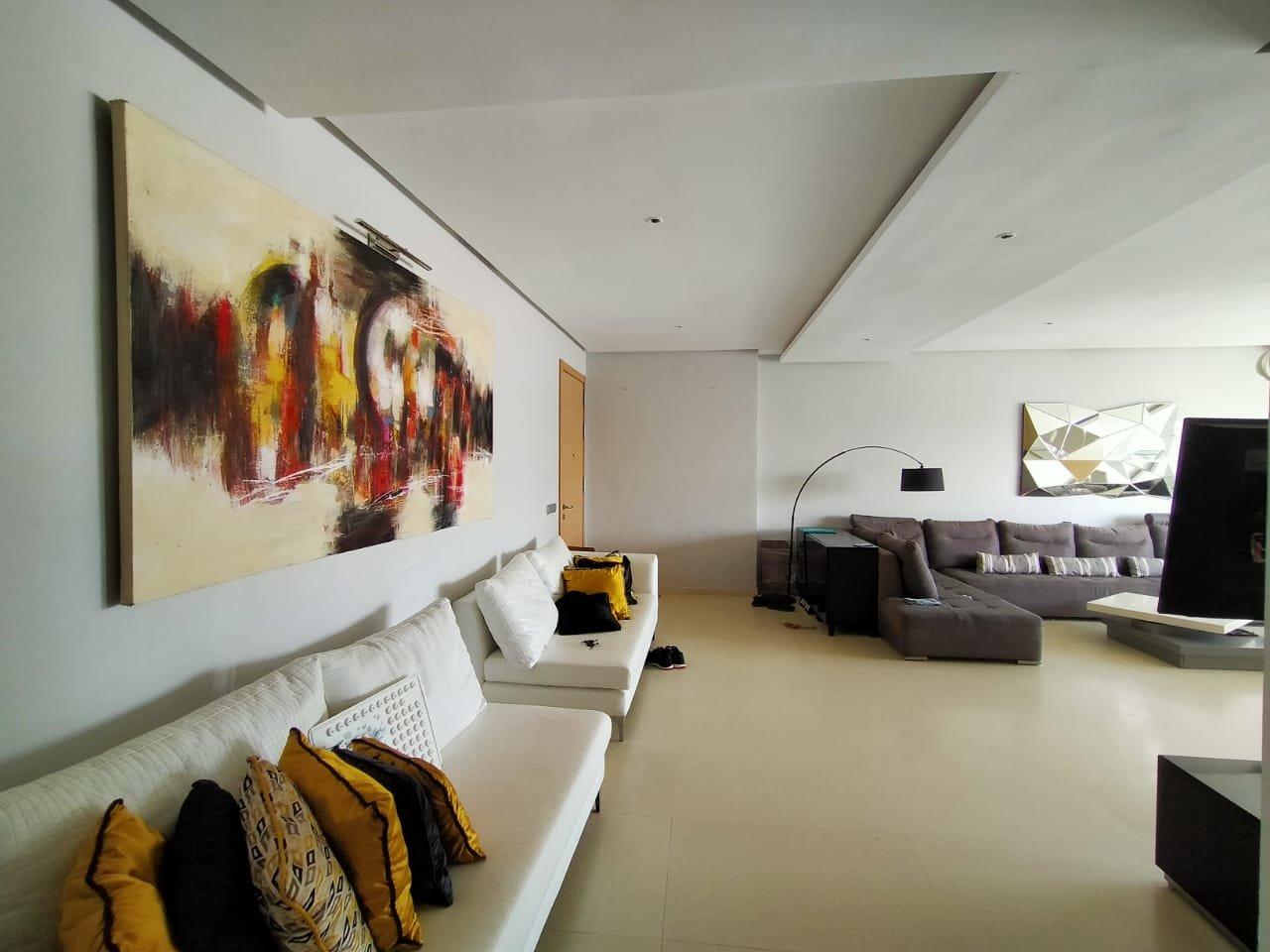 Appartement de 152 m²