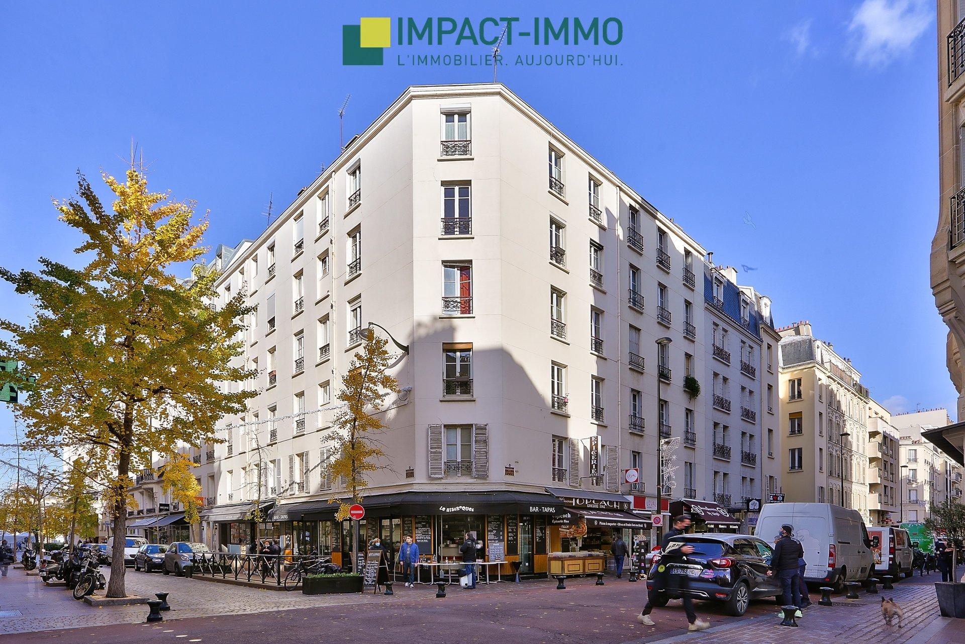Vente Appartement - Levallois-Perret Henri Barbusse