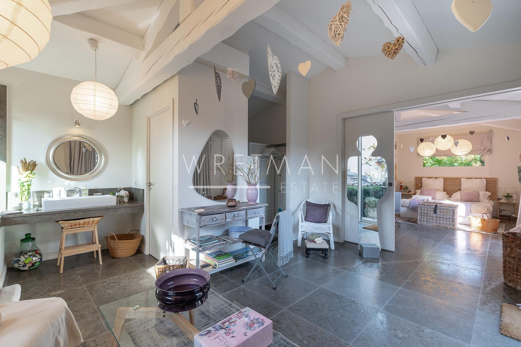 Enastående villa med havsutsikt - Mougins
