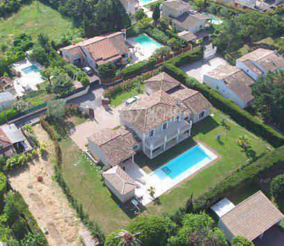 achat vente villa mougins vue village