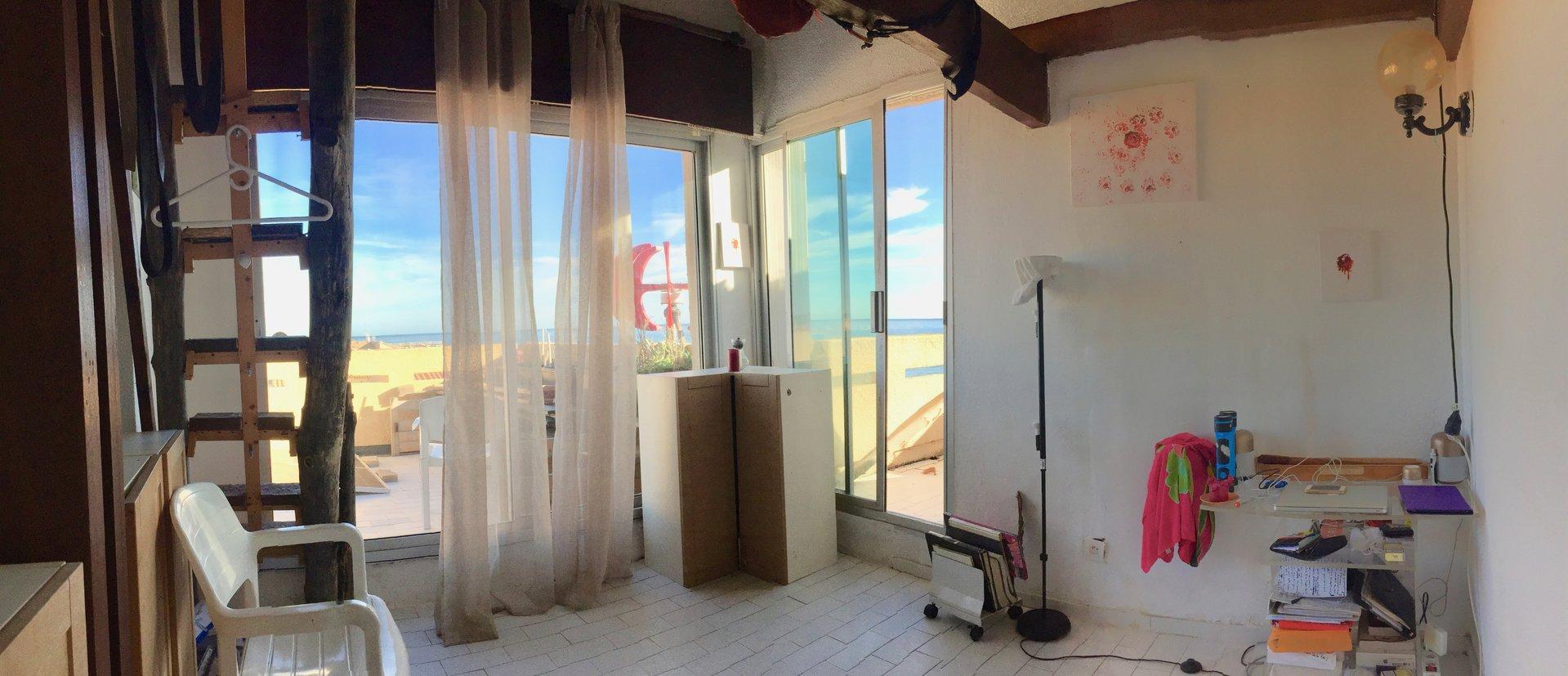 Appartement en duplex à Leucate