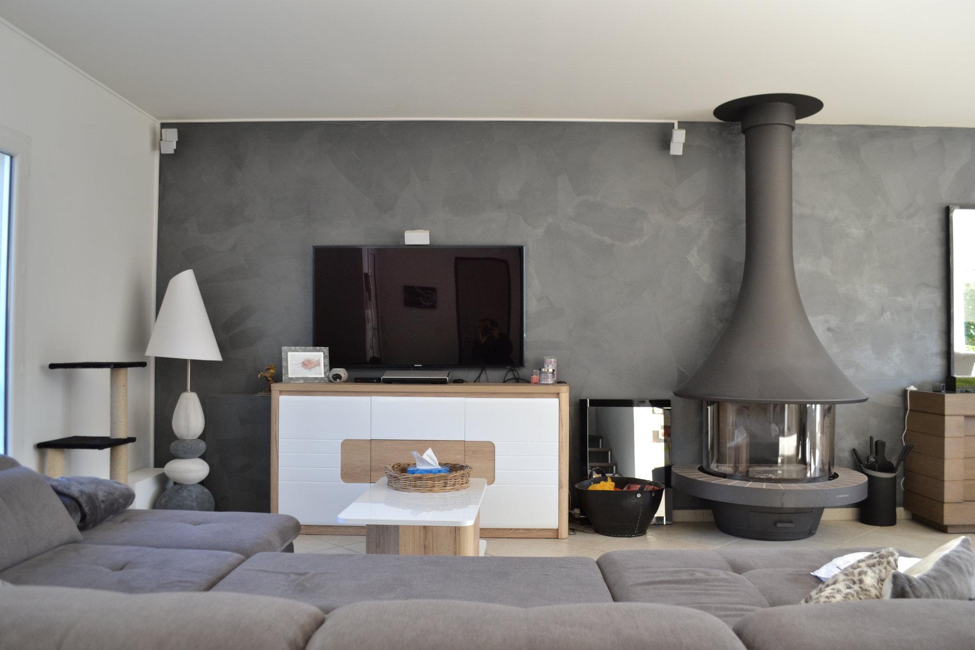 Maison moderne Villiers Saint Frédéric - Gare
