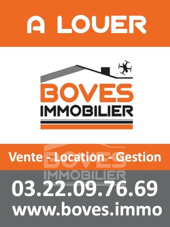 A LOUER T2 Meublé à BOVES (80440)