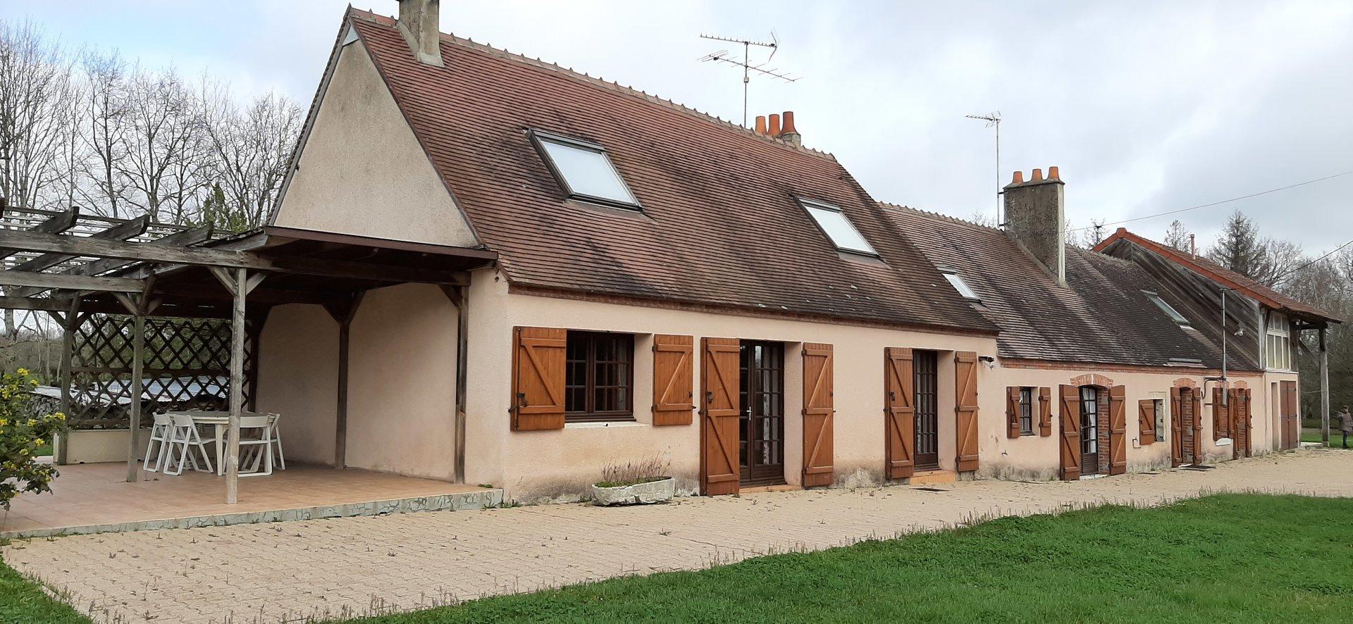 Verkauf Bauernhaus - Neuvy St Sepulchre