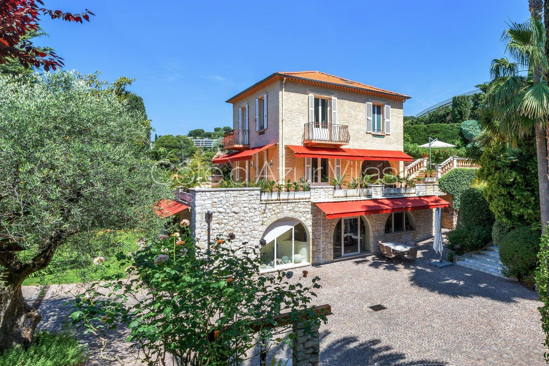 Le Cannet - Beautiful house on the heights of Cannes