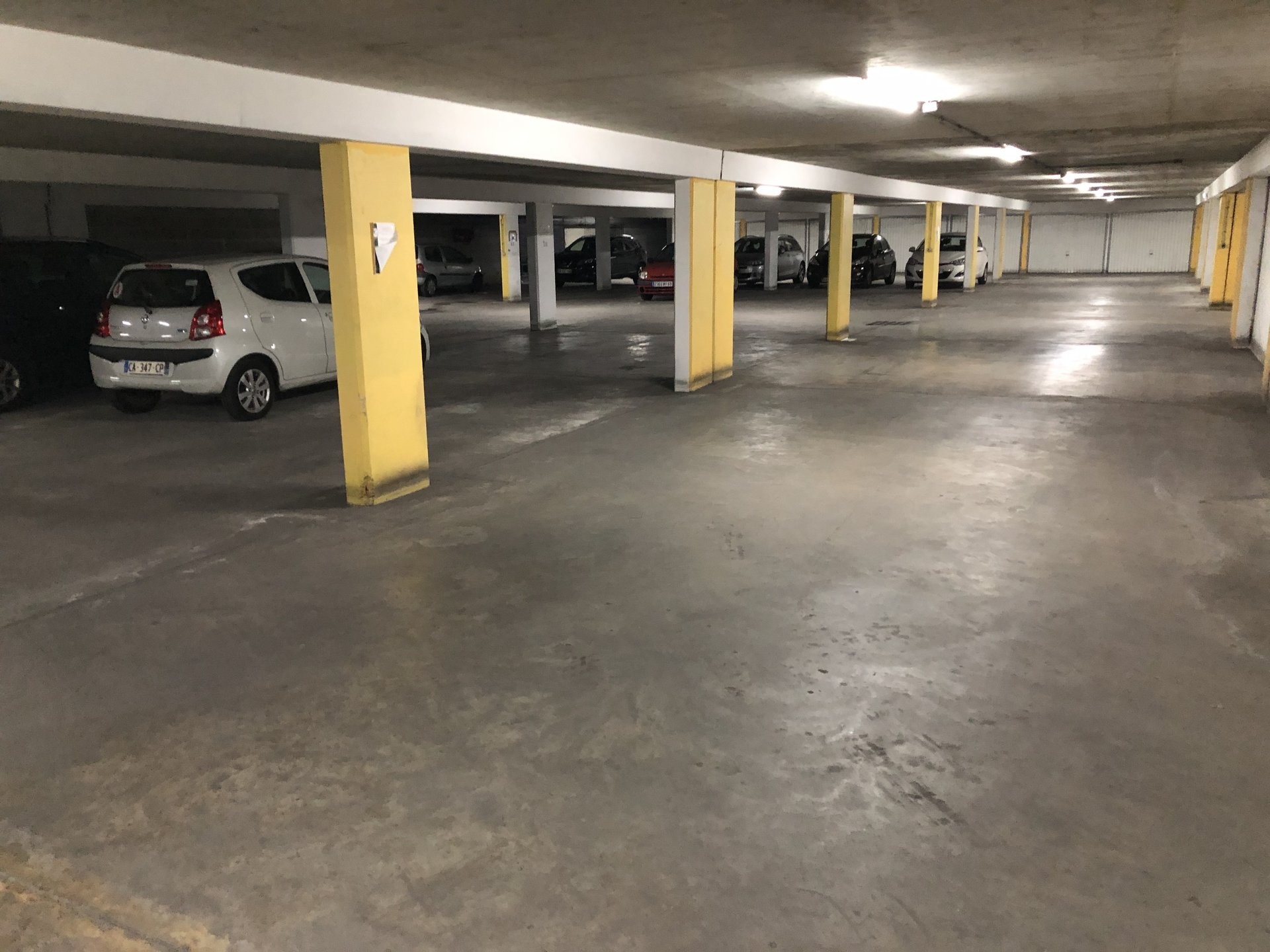 Sale Parking - Villeurbanne Gratte-ciel