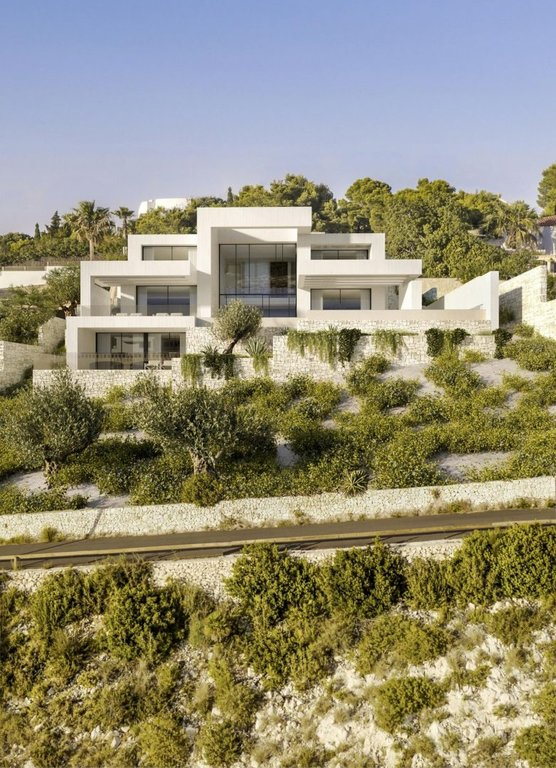 New luxurious project on the most prestigious area of Javea