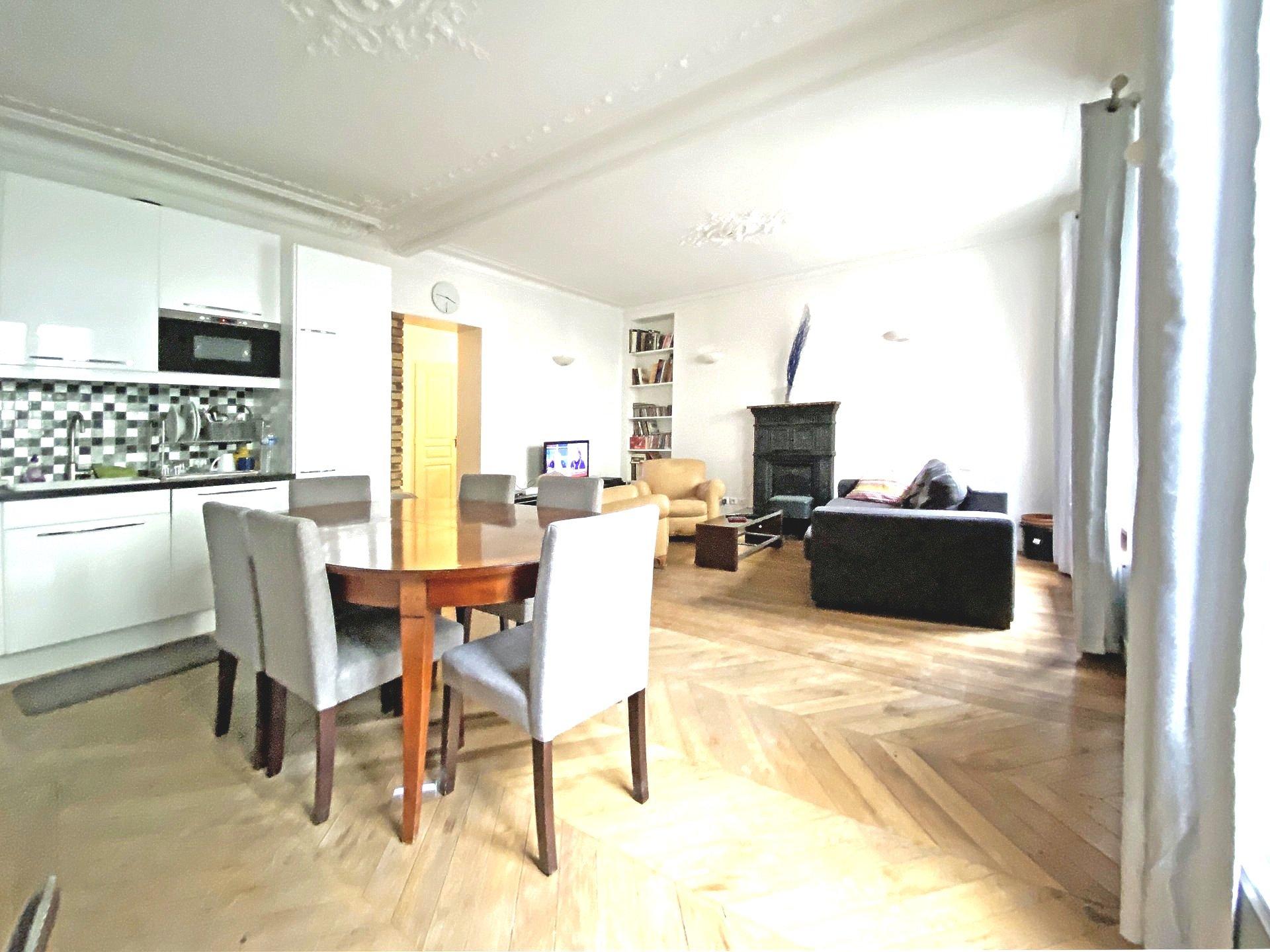 Appartement 2 chambres refait à neuf