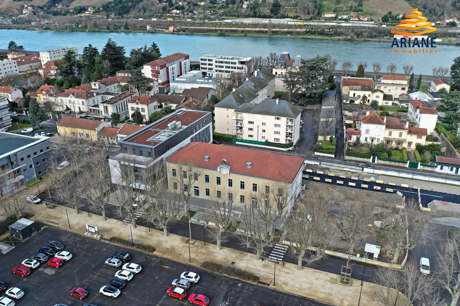 Bureaux à vendre sud de Lyon à Vienne