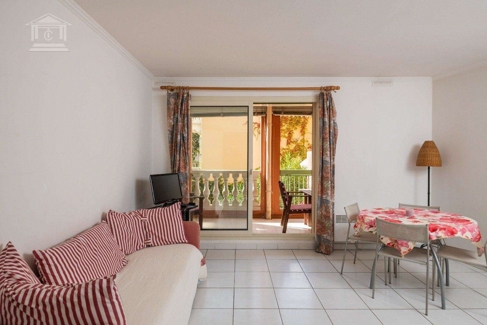 Seasonal rental Apartment - Théoule-sur-Mer