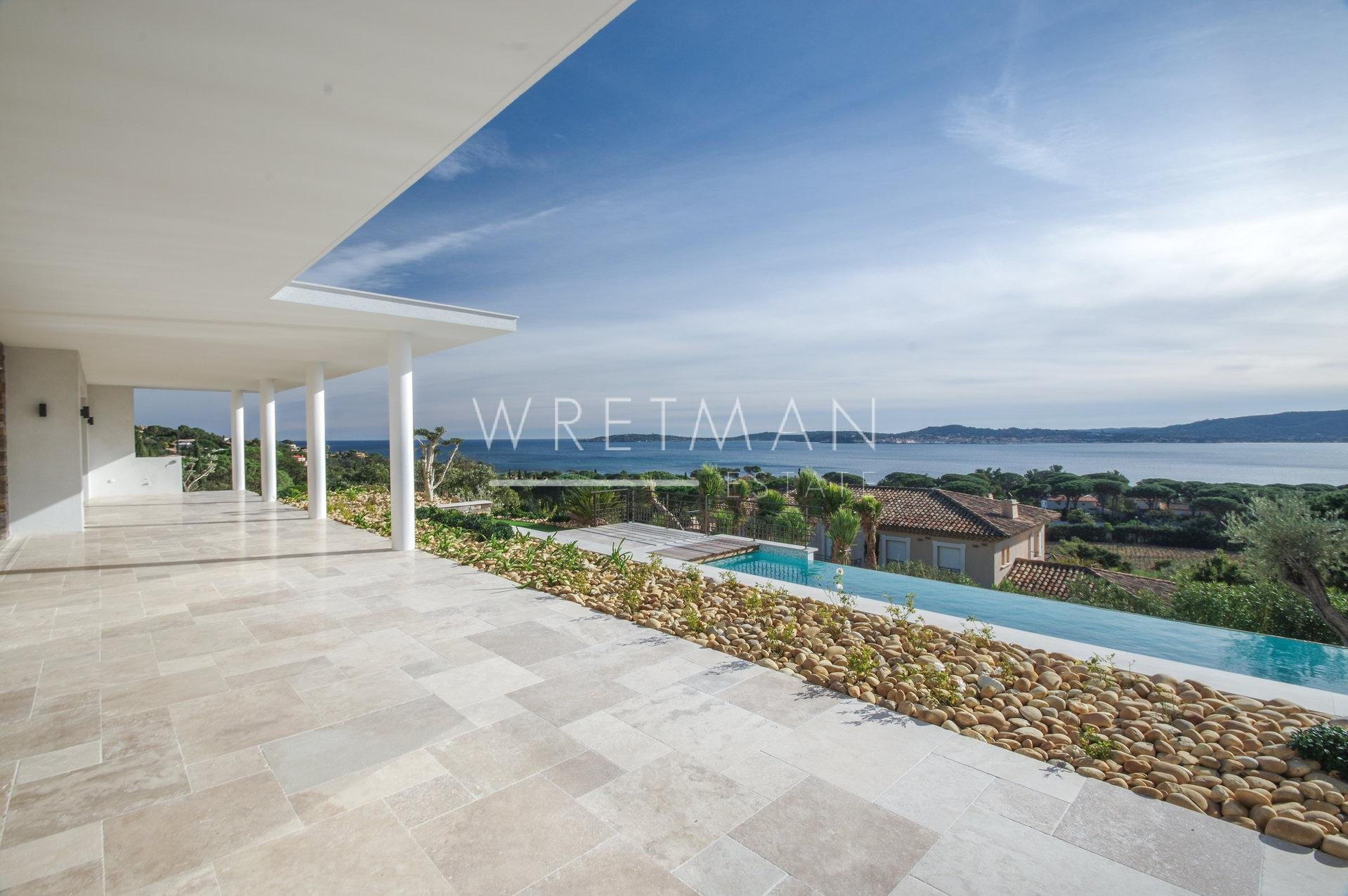 Property with sea view - Grimaud