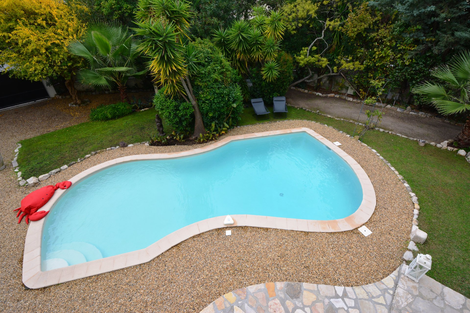 Villa within walking distance of the beaches - Juan les Pins Badine