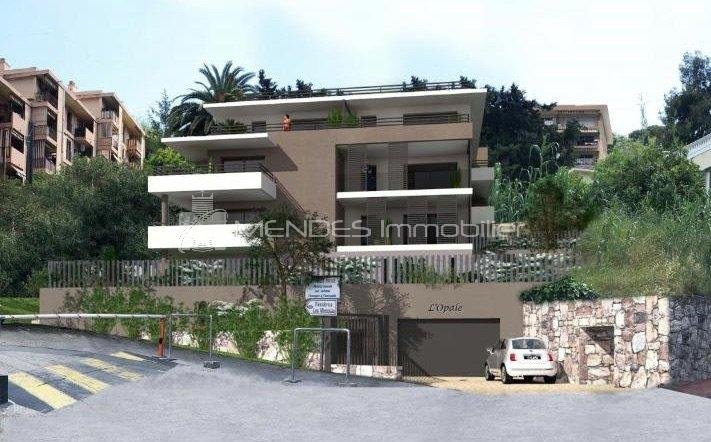 NEW CONSTRUCTION 2 ROOMS APARTMENT ROQUEBRUNE