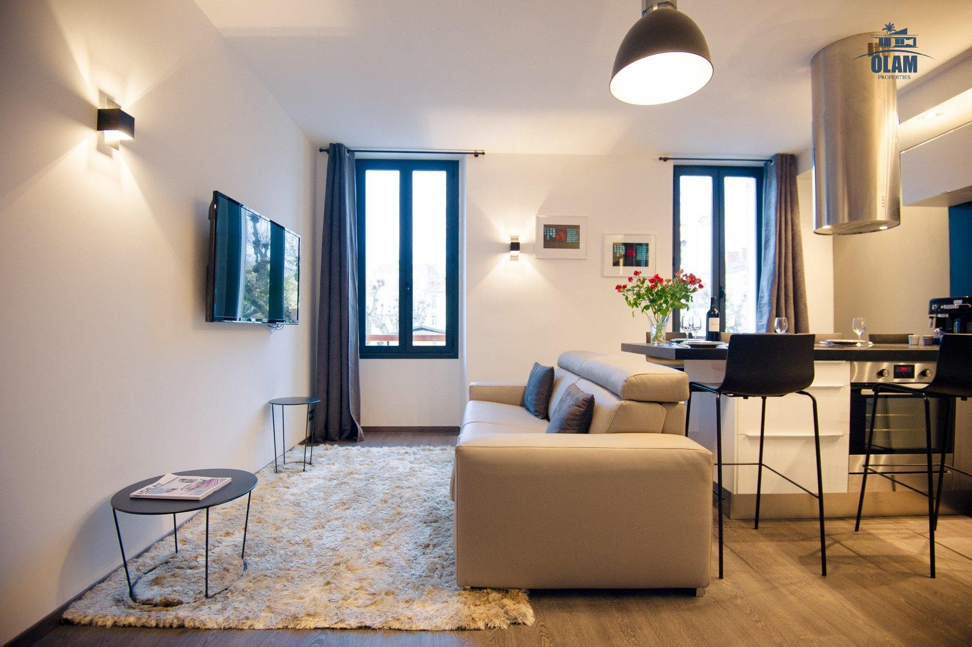 Amazing apartment, heart Cannes Prime location