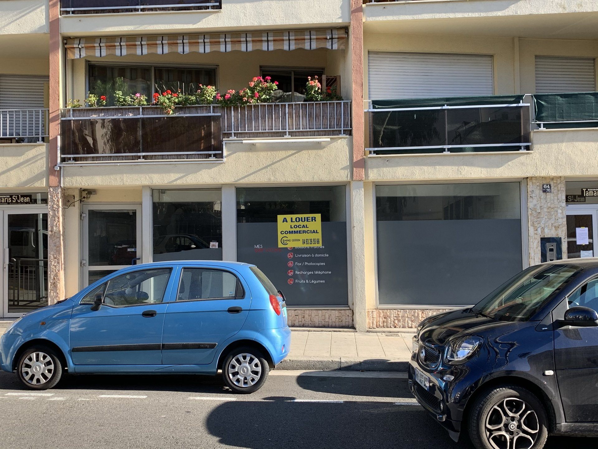 Affitto Locale commerciale - Nizza (Nice) Madeleine