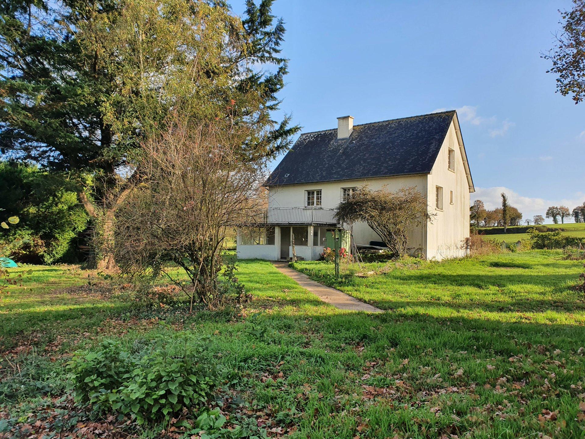 Sale House - Saint-Malon-sur-Mel