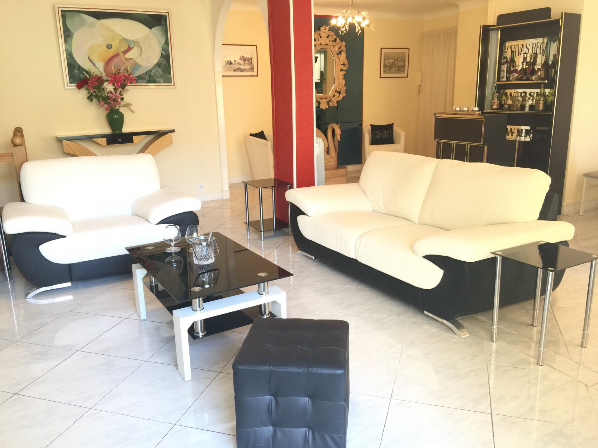 Rental Duplex - Cannes Banane