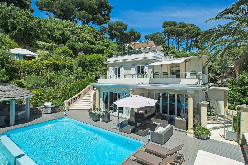 Cap d'Antibes Contempory Villa
