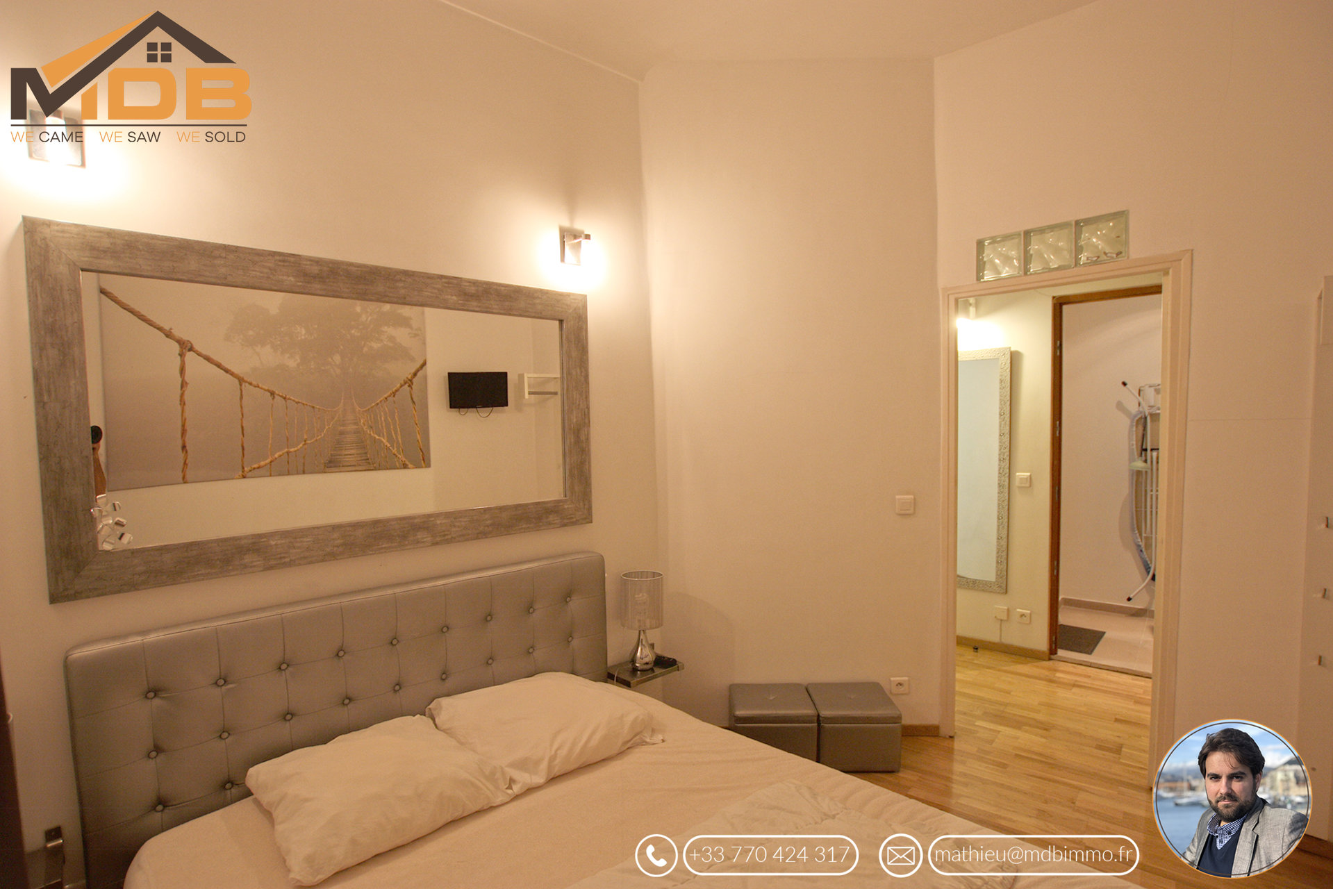 Vieux-Nice - one bedtroom apartment - Ideal investment!