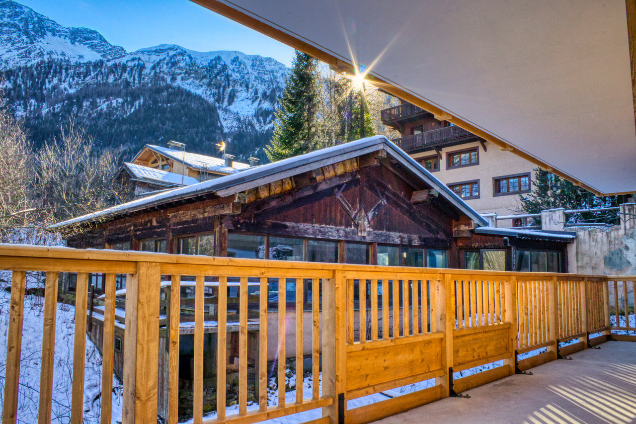 Seasonal rental Apartment - Les Houches Bellevue – Les Trabets