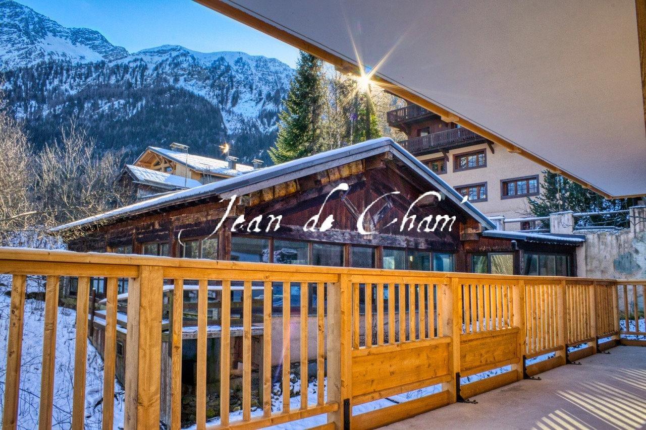 Сезонная аренда Квартира - Les Houches Bellevue – Les Trabets