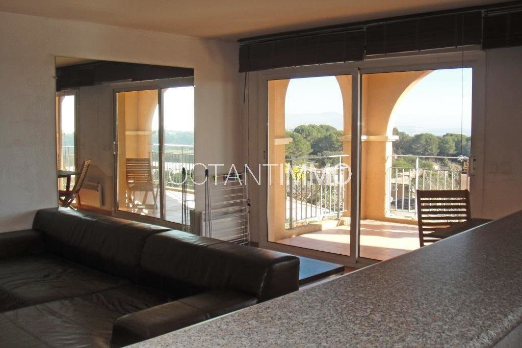 BIOT - St Philippe - To rent furnished 2 bedrooms