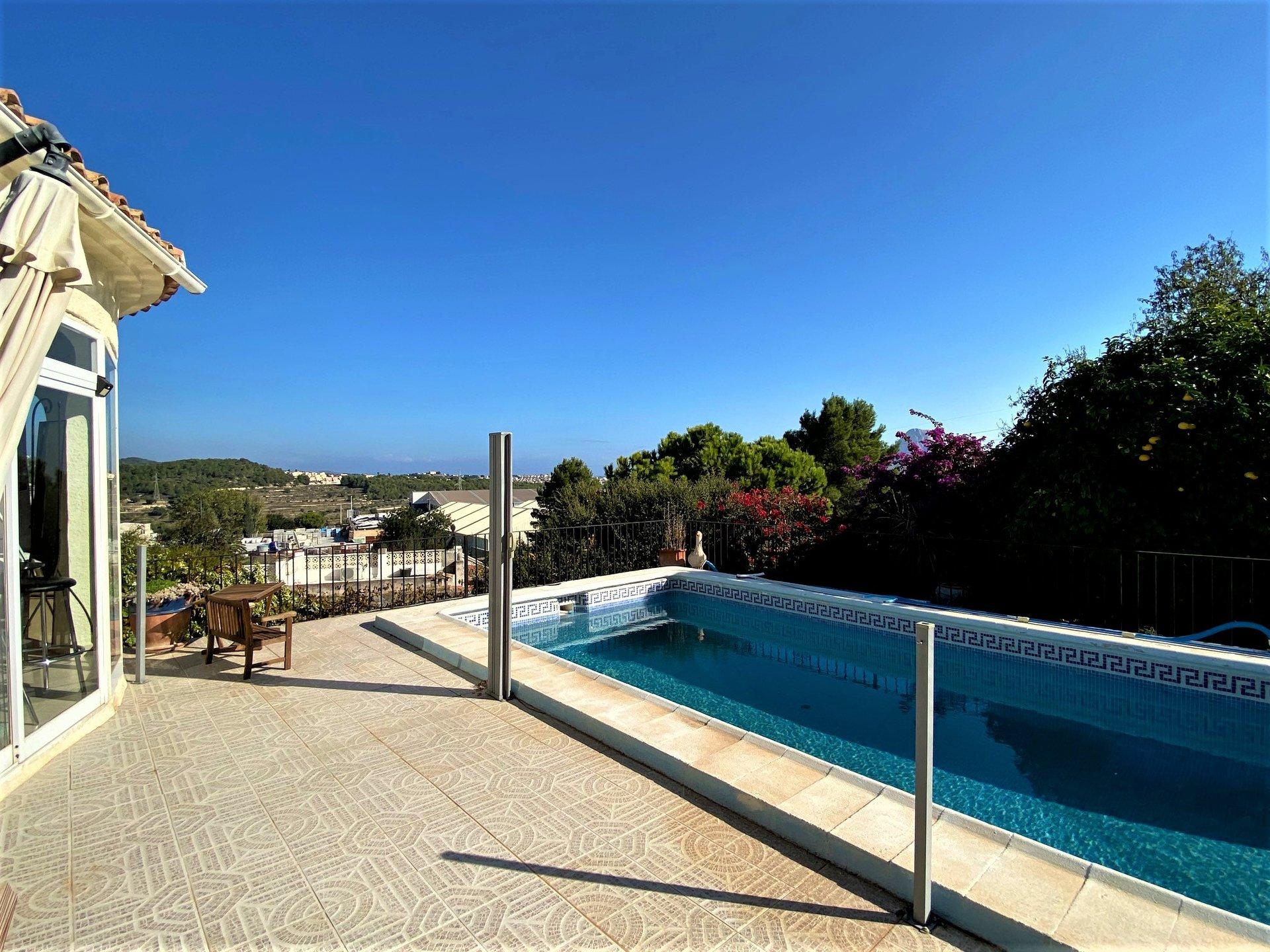 Gerenoveerde villa op rustige lokatie met open zicht