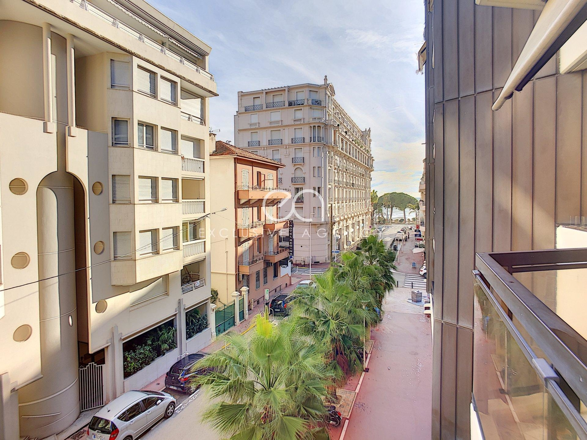 SALE CANNES CROISETTE 3 ROOMS 83 SQM