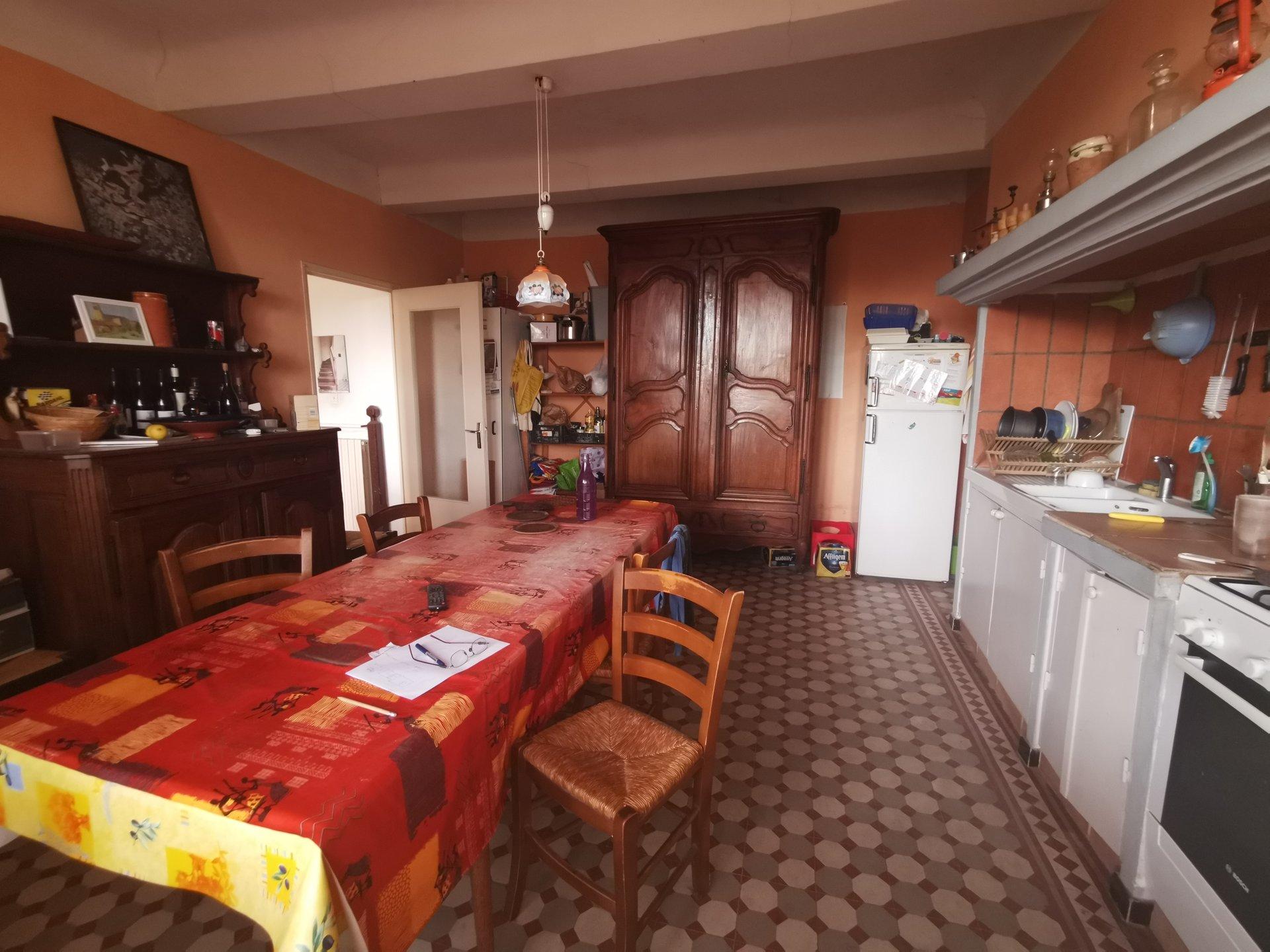 appartement/villa à la campagne