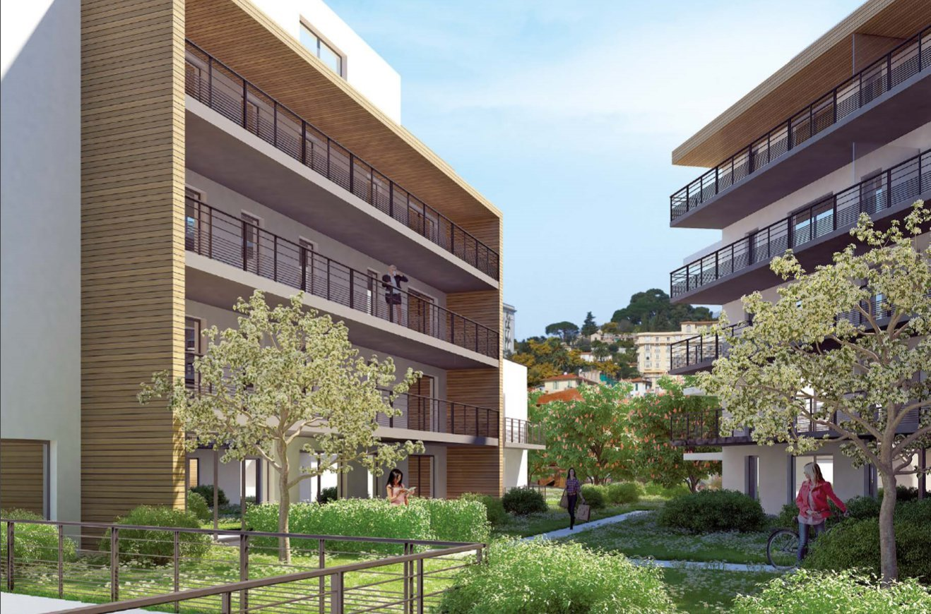 Cap riviera - Programme immobilier neuf