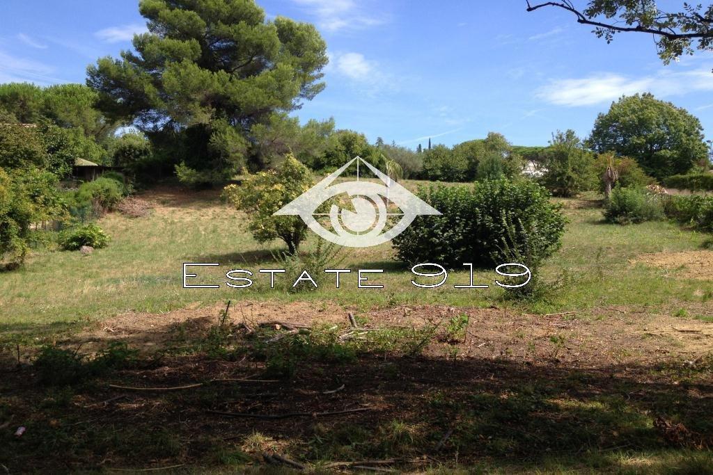 Vente Terrain constructible - Cannes