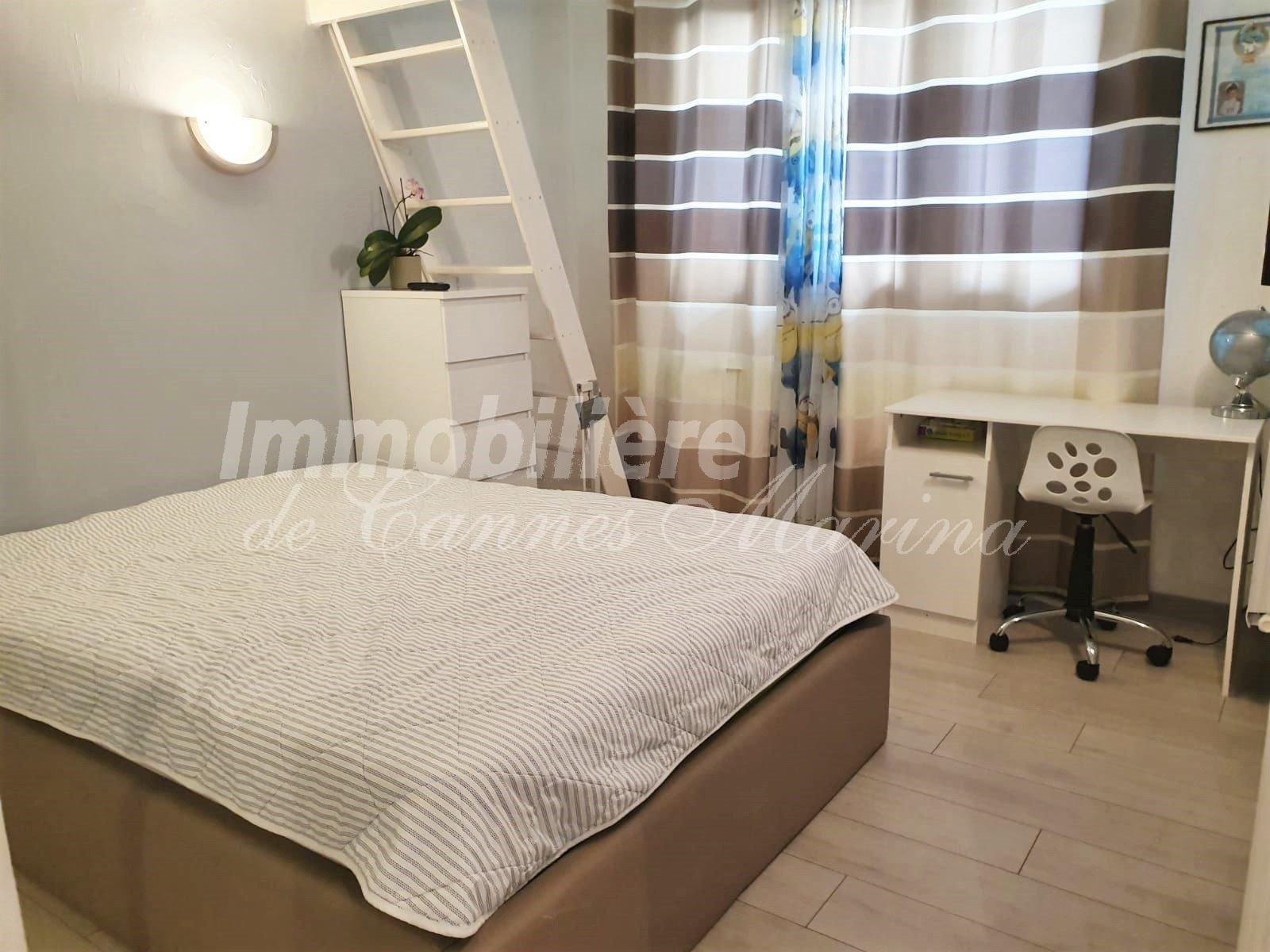 Продажа Квартира - Манделье-ля-Напуль (Mandelieu-la-Napoule) Centre ville