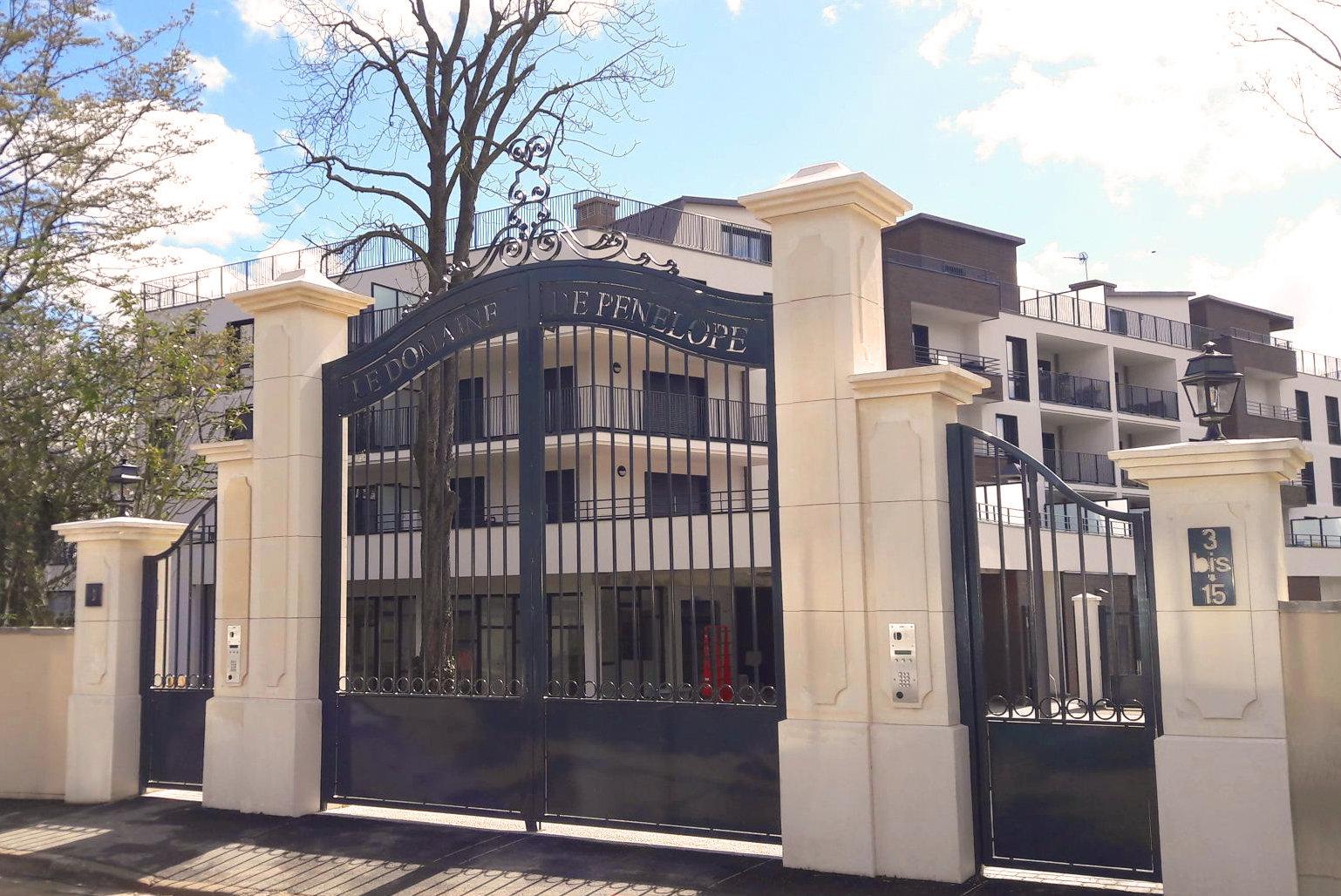 3 pièces neuf 64 m² avec loggia 15 m² expo sud