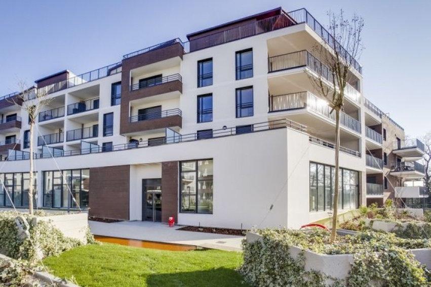 3 pièces 64 m² avec loggia 15 m² expo sud