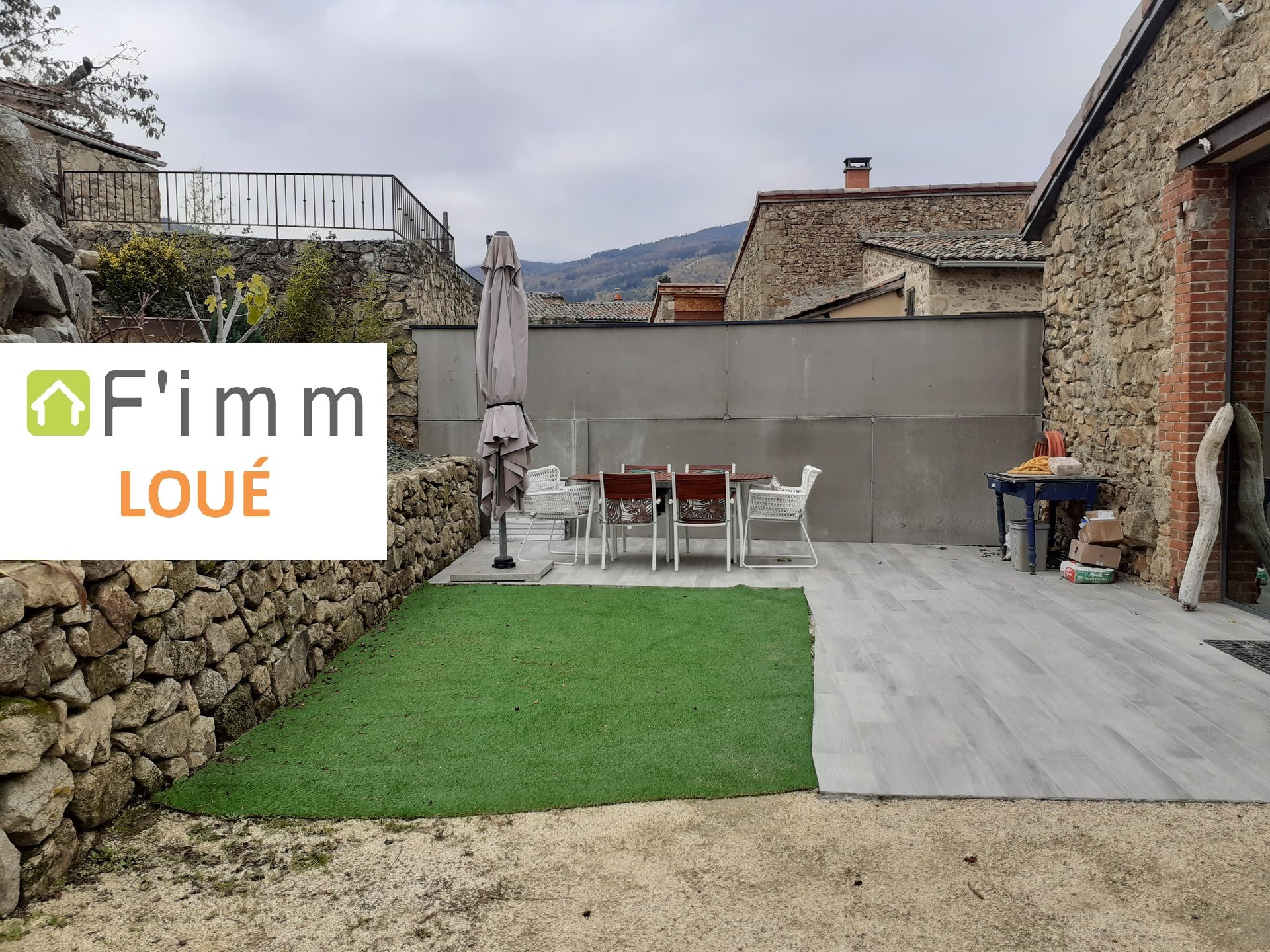 Maison meublé bon standing