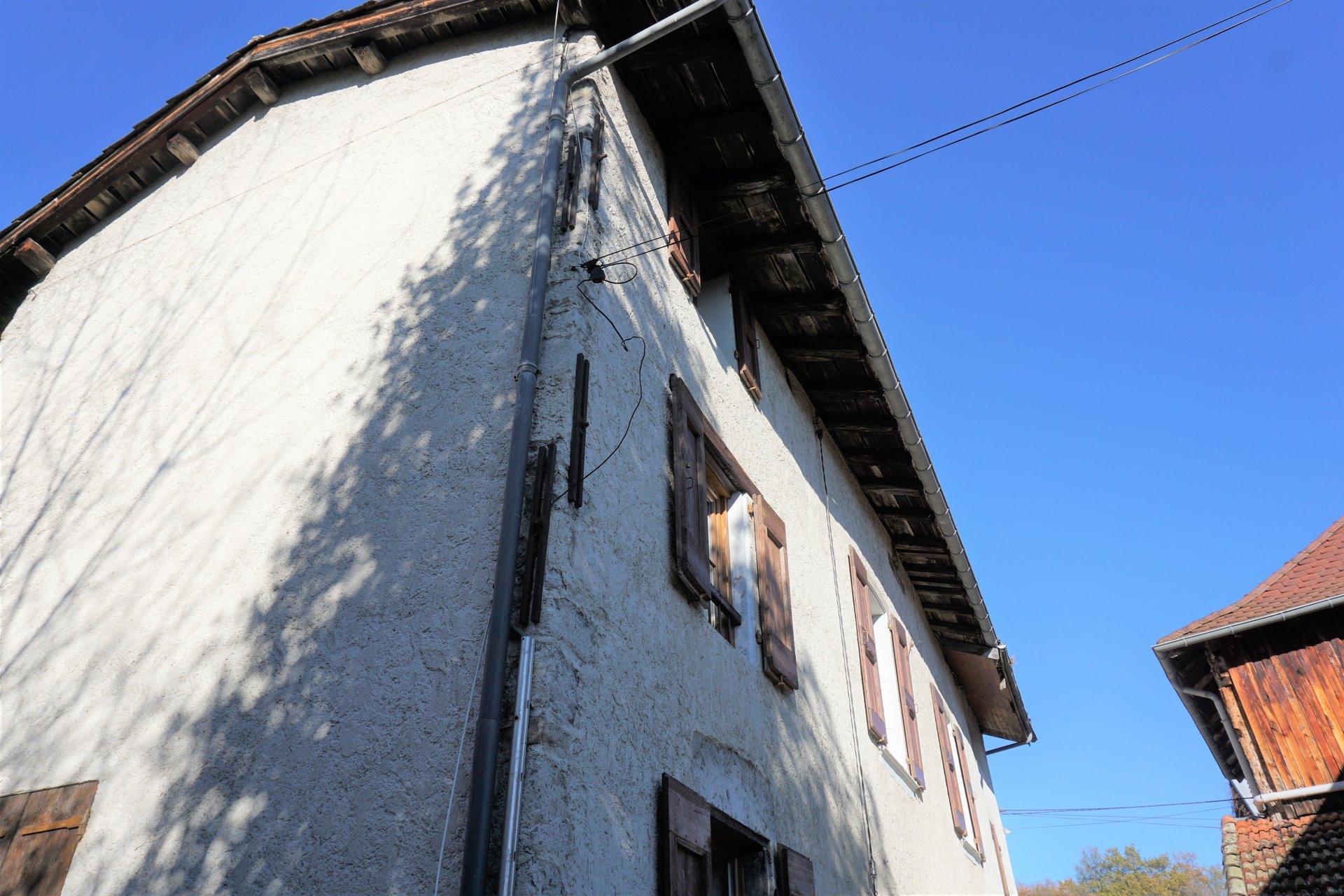 Sensible aux maisons en pierre sur les hauts de Meylan ?