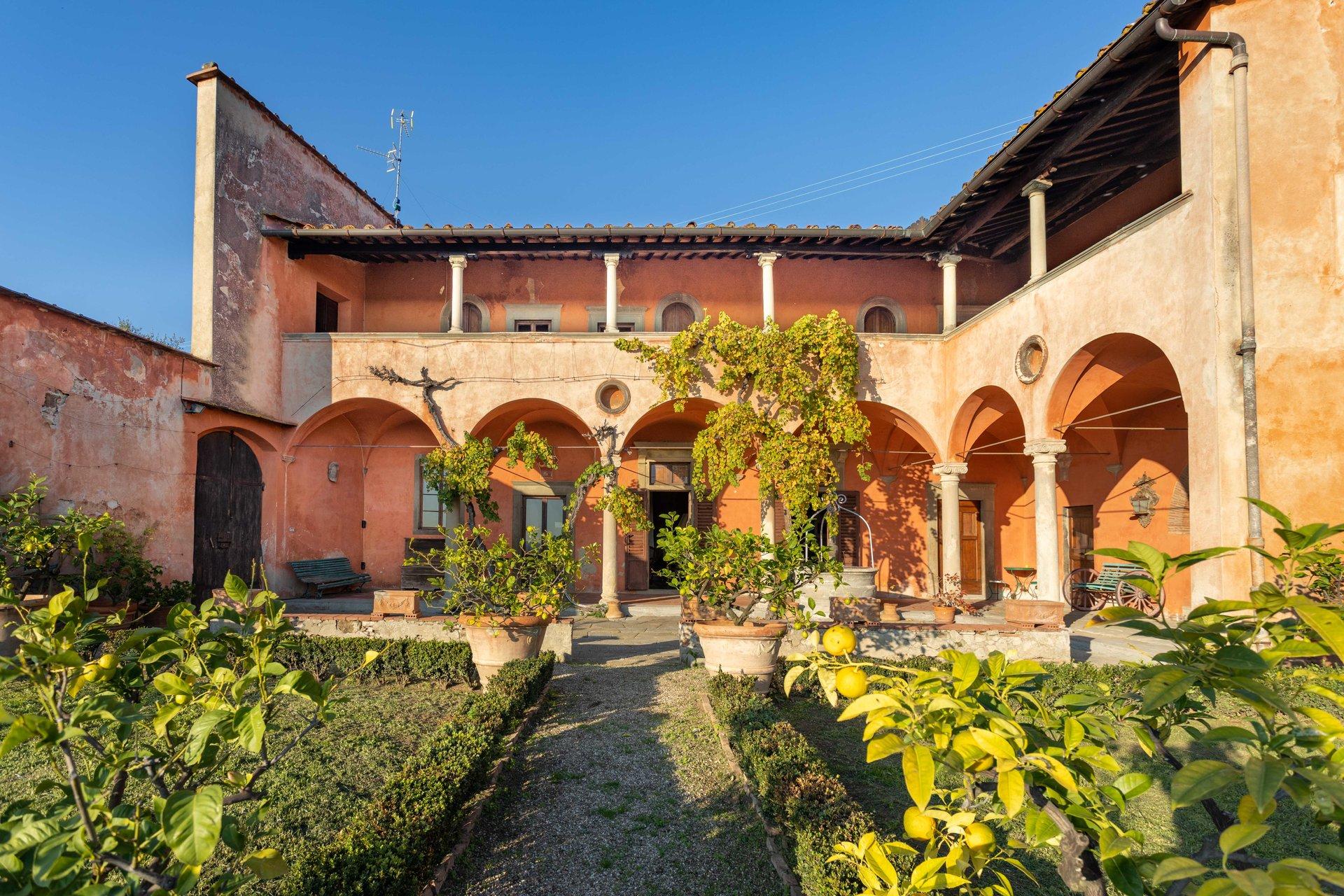 Vente Villa Florence Careggi